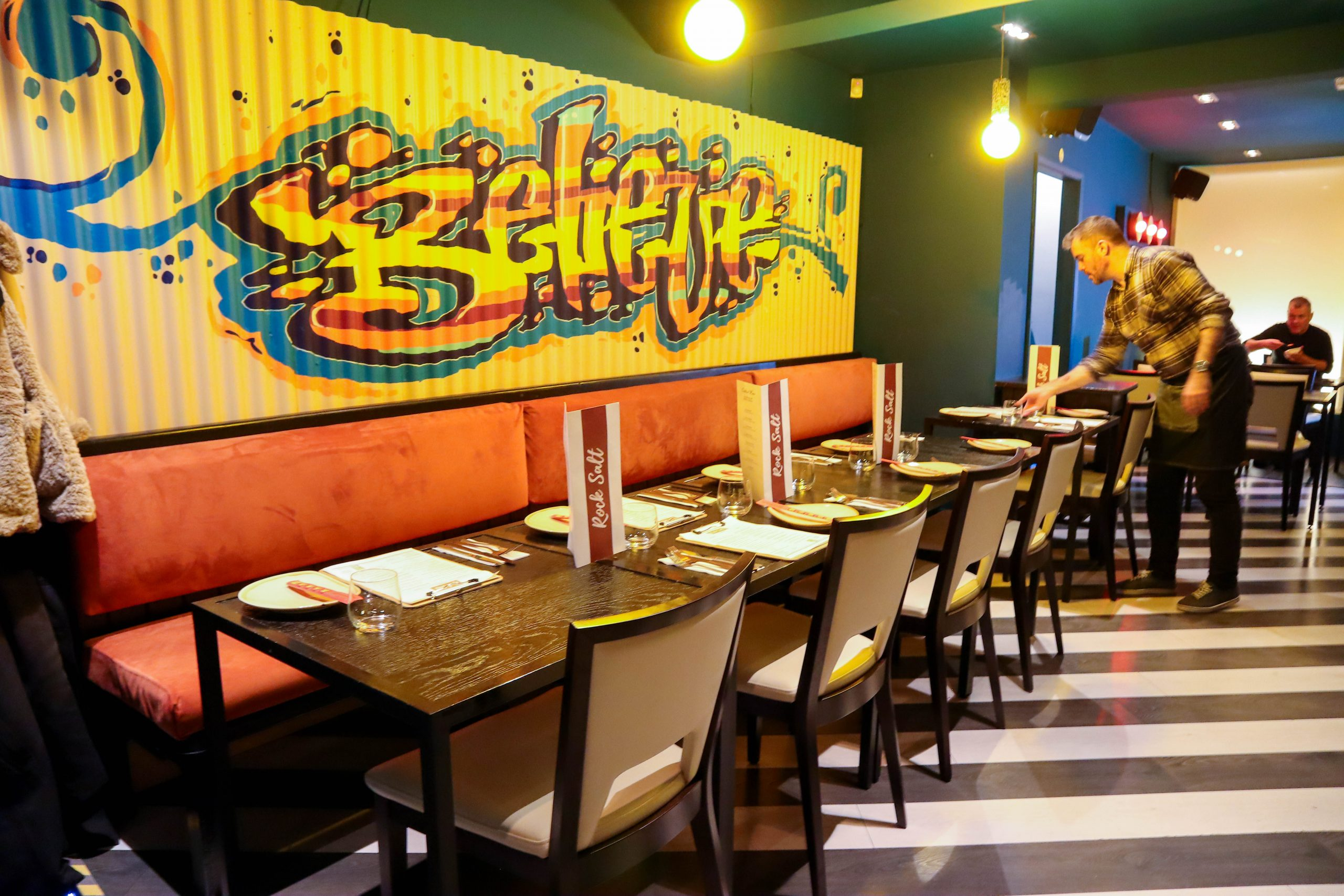Can Rock Salt pull off an Indian & Chinese cuisine concept?