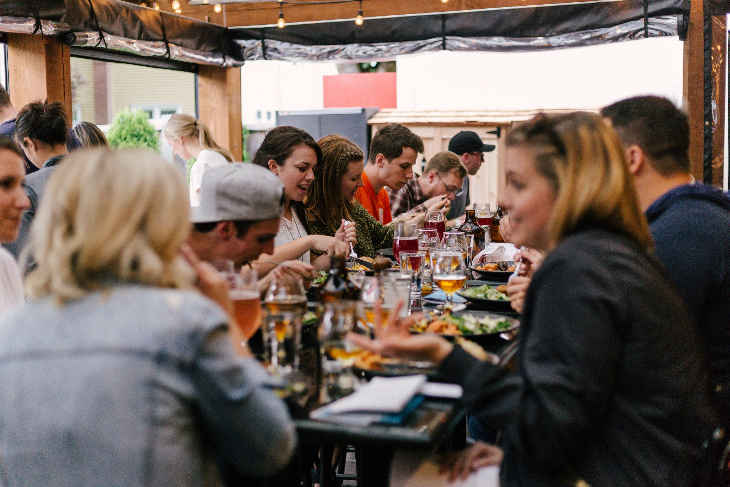 Top 10 Places for Students to Eat in Bristol